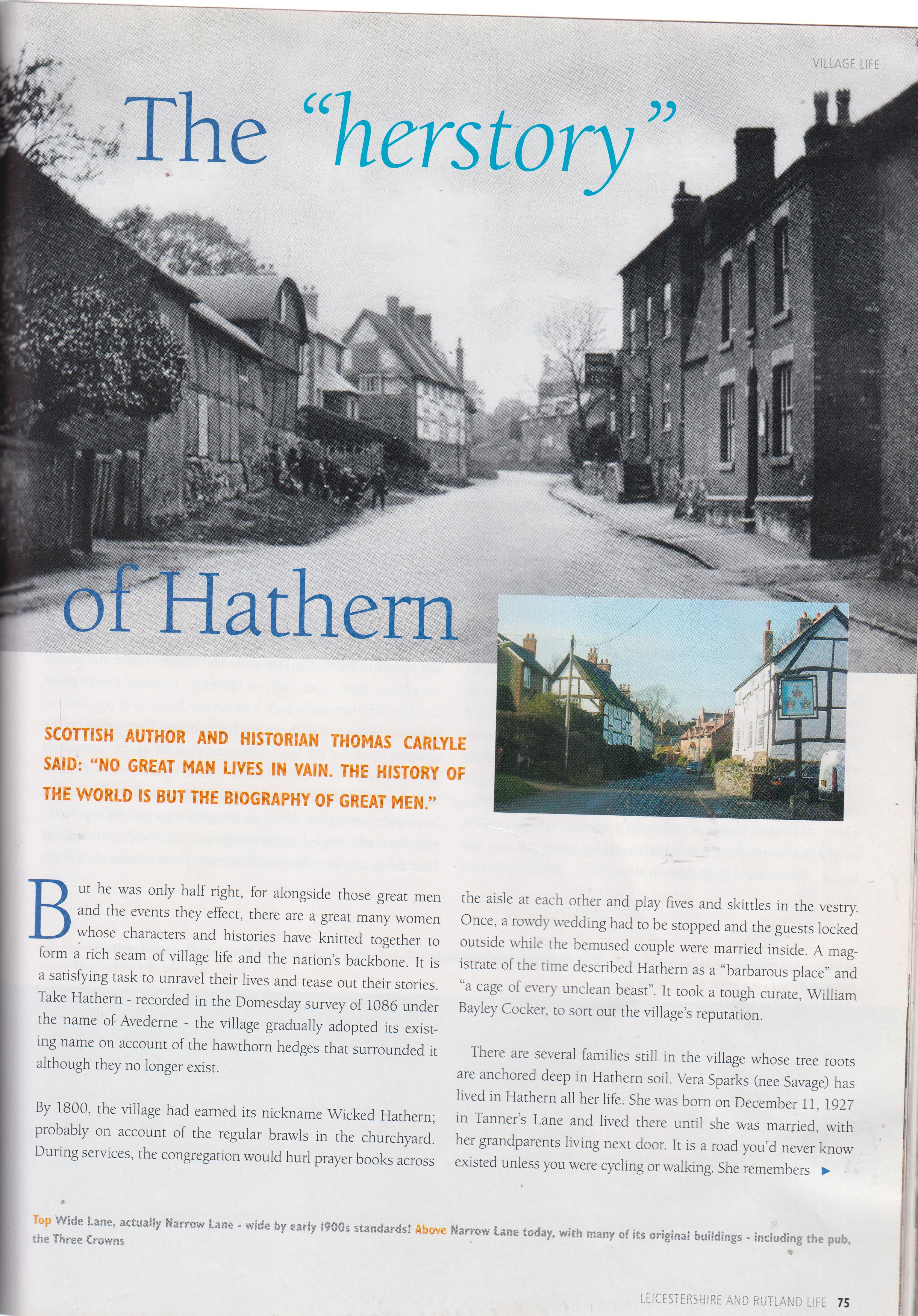 herstory of hathern 1 of 5 001