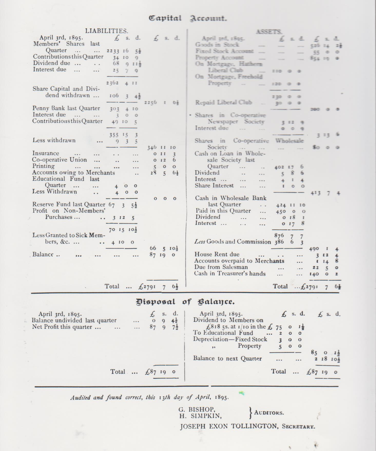 co op balance sheet 1895 4 of 4 001